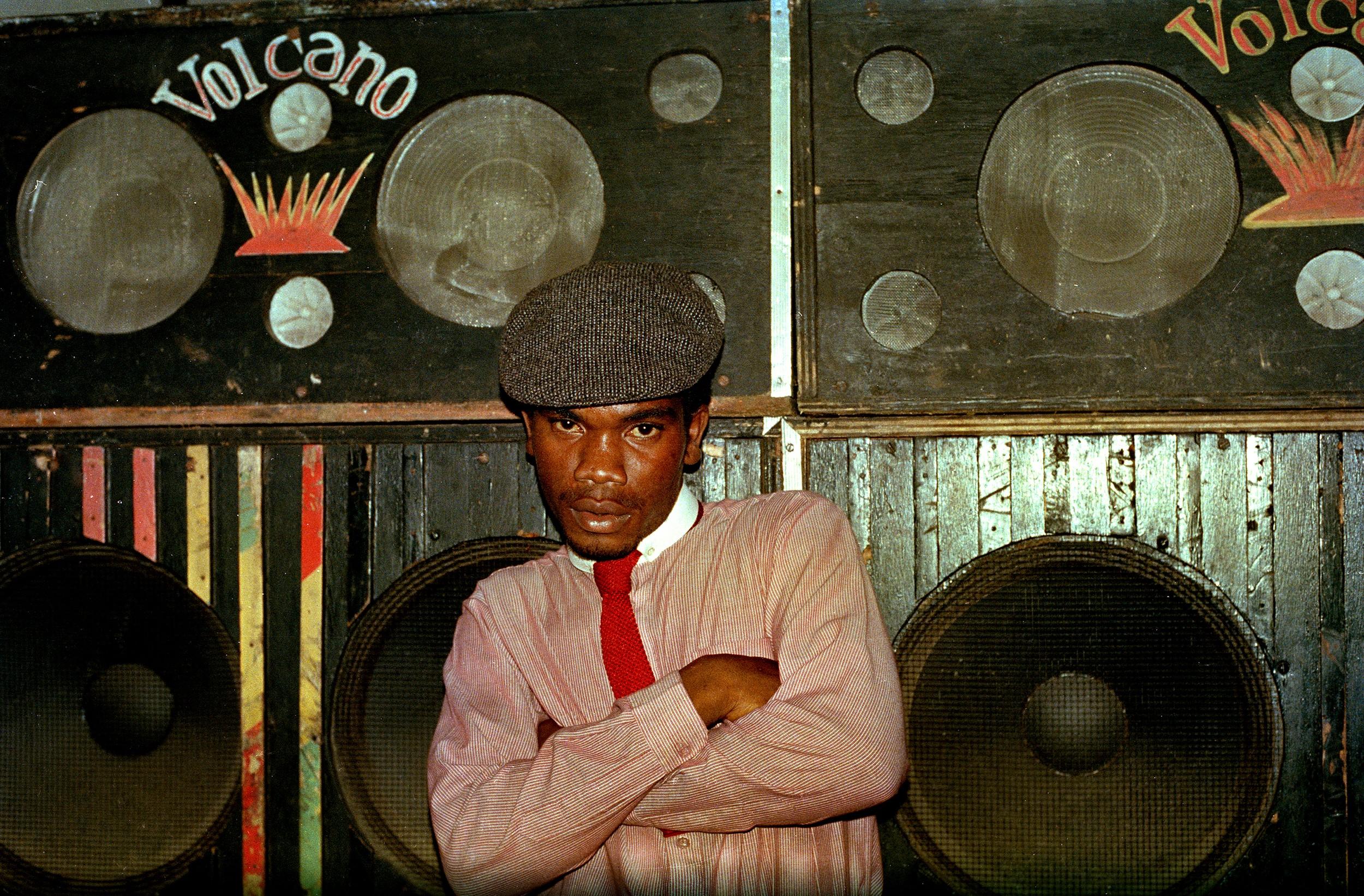 Beth Lesser captures 80s dancehall culture